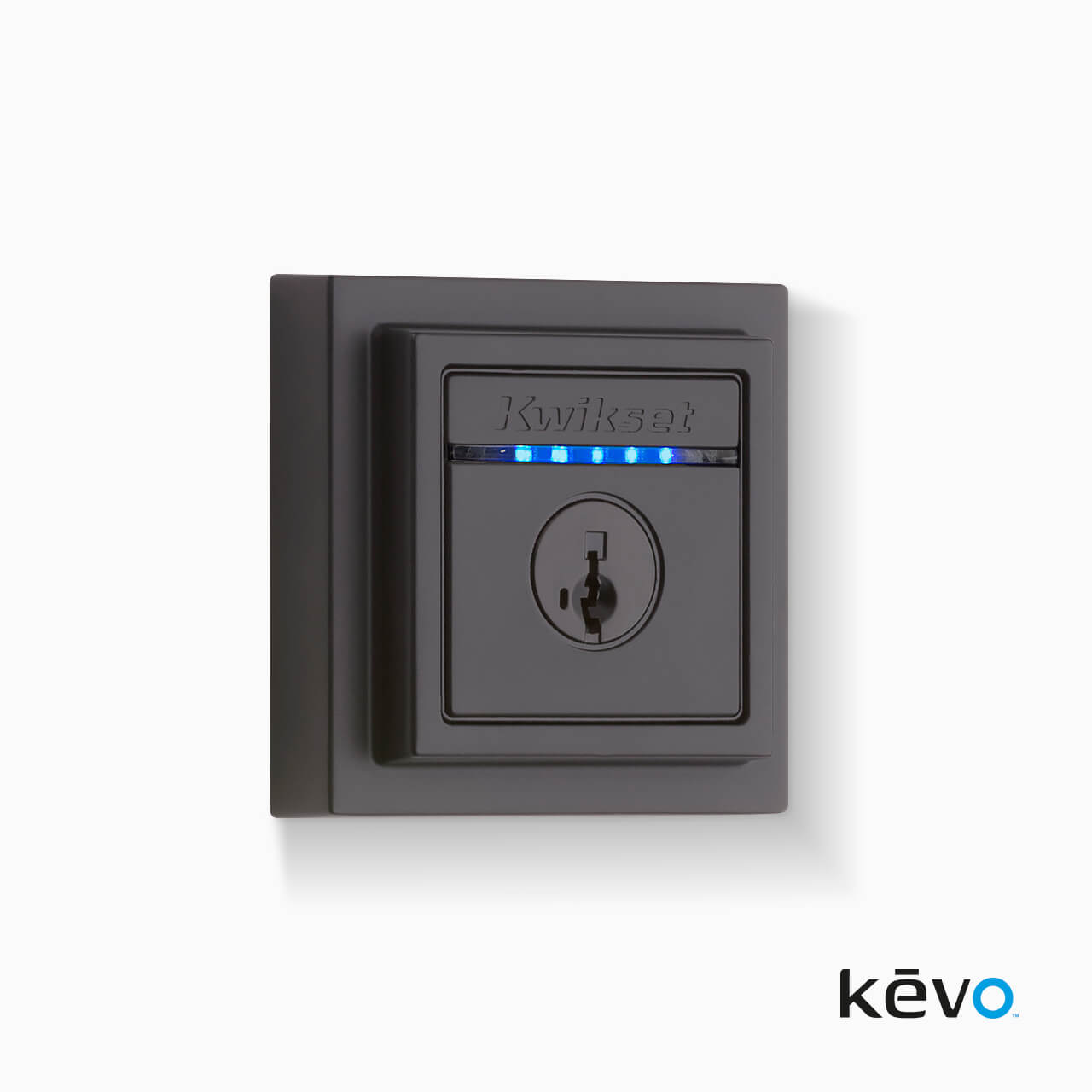 Kevo Contemporary Touch-to-Open Smart Lock
