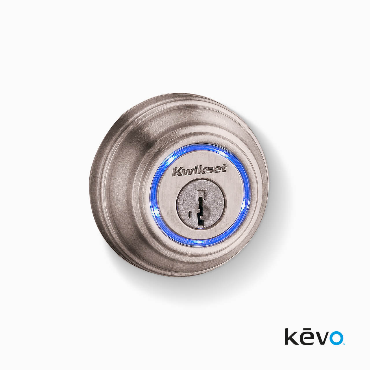 Kevo Traditional Touch-to-Open Smart Lock